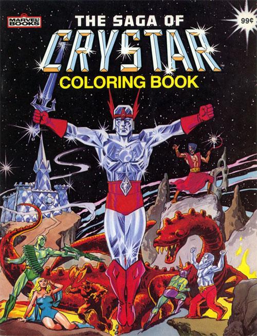 The Saga of Crystar (1983) Marvel