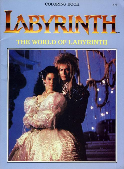 Labyrinth (World; 1986) Marvel