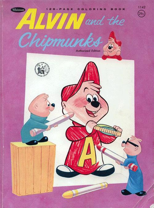 Alvin Show (1966) Whitman