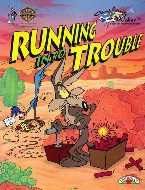 Looney Tunes (Running Into Trouble; 1996) Landoll's