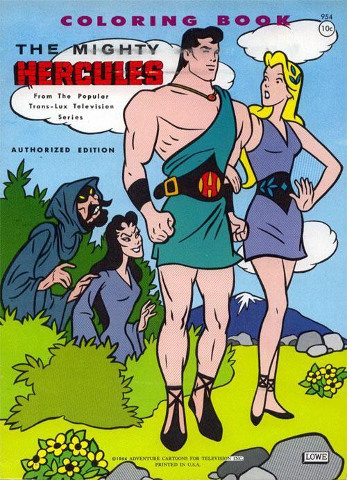 Mighty Hercules (1964) Lowe