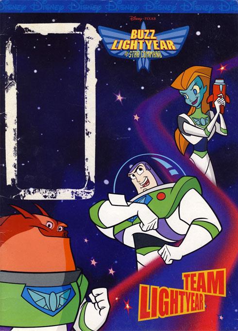 Buzz Lightyear of Star Command (Team Lightyear; 2002) Golden Books
