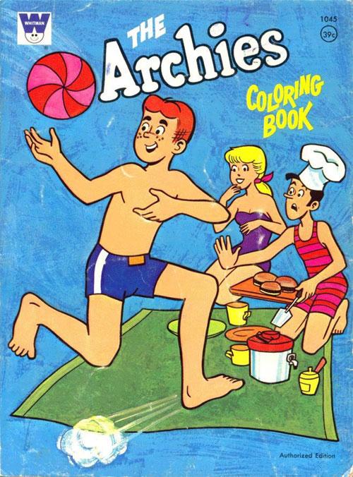 Archies (Beach Ball; 1970) Whitman
