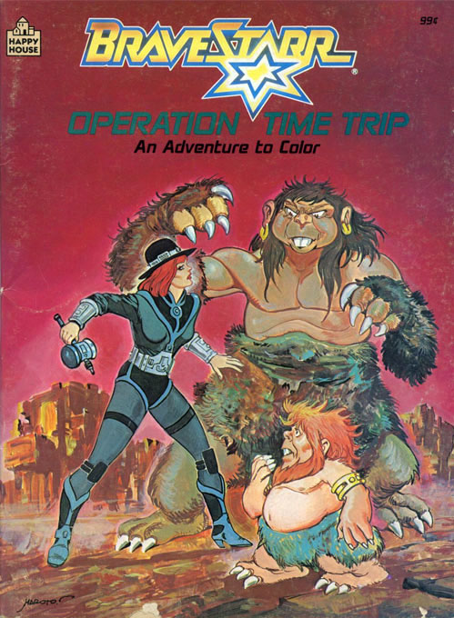 Bravestarr (Operation Time Trip; 1987) Happy House