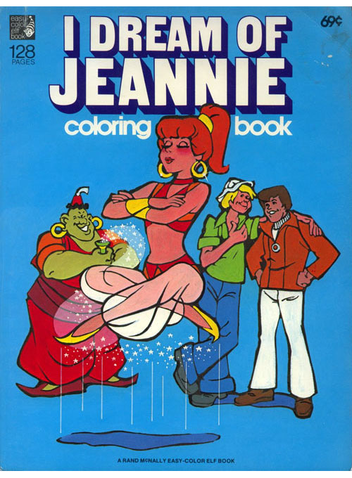 Jeannie (1975) Rand-McNally