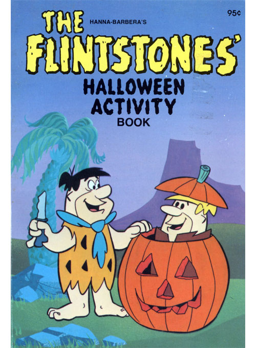 Flintstones Halloween (Activity; 1978) Ottenheimer