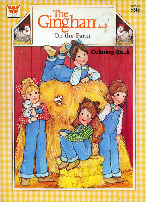 The Ginghams (On the Farm; 1979) Whitman