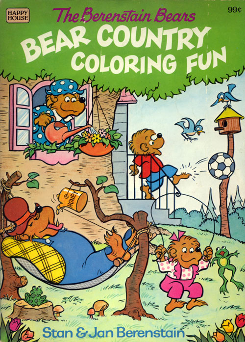 Berenstain Bears: Bear Country (1983) Happy House