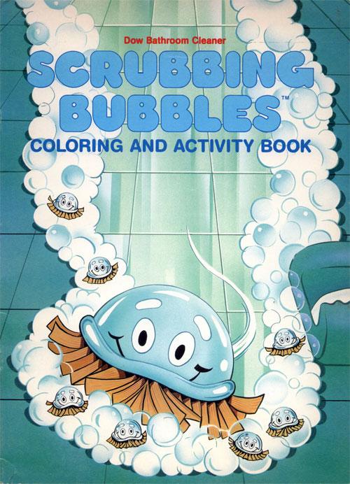 Scrubbing Bubbles (1988) Dow Consumer Products