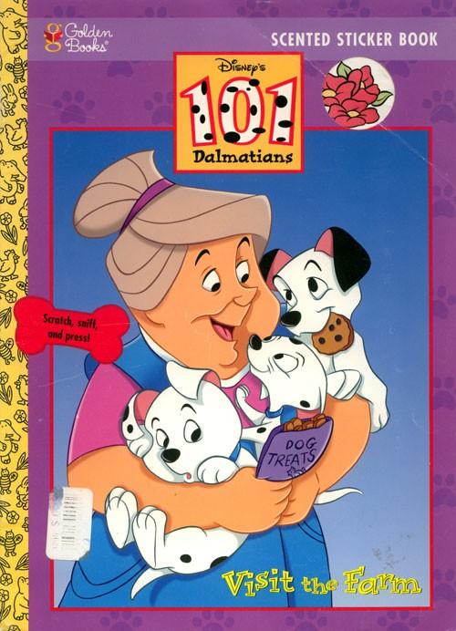 101 Dalmatians: The Series (Visit the Farm; 1997) Golden Books