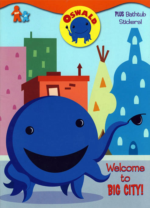 Oswald (Welcome to Big City; 2003) Golden Books