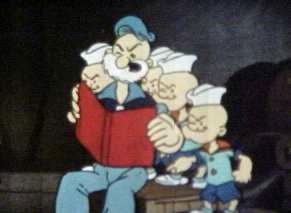 Popeye & Olive Oyl Show vol. 1