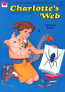 Charlottes Web (Coloring Book; 1973) Whitman