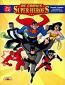 DC Superheroes (Coloring and Activity Book; 1998) Landolls