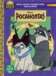 Pocahontas (Christmas Coloring Book; 1995) Golden Books