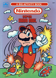 Super Mario Bros. (Activity; 1989) Golden Books