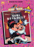 Mickey Mouse and Friends (Shall We Prance?; 1989) Golden Books