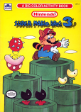 Super Mario Bros. 3 (Color & Activity; 1991) Golden Books
