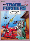 Transformers (Summertime; 1984) Marvel