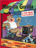 Magilla Gorilla (Coloring Book; 1964) Whitman