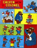 Calvin & the Colonel (Coloring Book; 1962) Saalfield