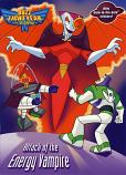 Buzz Lightyear of Star Command (Attack of the Energy Vampire; 2001) Random House