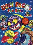 Madballs (Ugly Faces Fun Book; 1986) Playmore