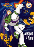 Buzz Lightyear of Star Command (Trapped in Time; 2001) Golden Books