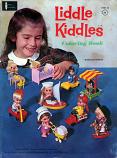 Liddle Kiddles (Coloring Book; 1966) Watkins Strathmore
