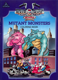 Biker Mice from Mars: Mutant Monsters (1994) Random House
