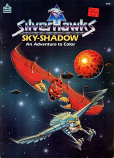 Silverhawks: Sky-Shadow (1987) Happy House