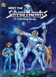 Meet the Silverhawks (1987) Happy House