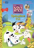 101 Dalmatians: The Series (Springtime Fun; 1998) Golden Books
