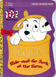 101 Dalmatians: The Series (Hide & Seek; 1998) Golden Books