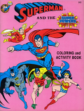 Superman and the Super Powers (1987) Modern Publishing
