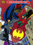 Batman & Robin (Coloring Book; 1995) Golden Books