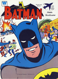 Batman (Meets Blockbuster; 1966) Whitman