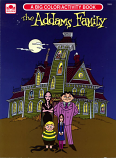 Addams Family (Coloring; 1993) Golden