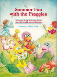 Fraggle Rock (Summer Fun; 1985) Muppet Press