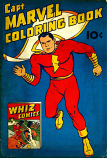 Capt. Marvel (1941) Fawcett Publications