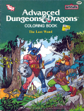 Dungeons & Dragons (Lost Wand; 1983) Marvel